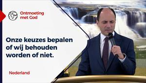 Ontmoeting met God - 25/04/21 - Nederland