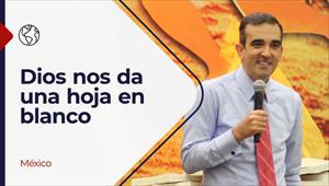 Encuentro con Dios - 20/06/21 - México - Dios nos da una hoja en blanco