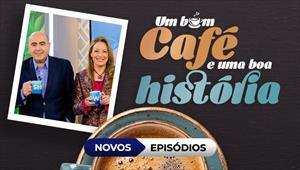 Um bom café e uma boa história
