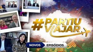 #PartiuViajar