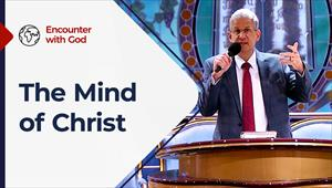 Encounter with God - 25/07/21 - South Africa - The Mind of Christ