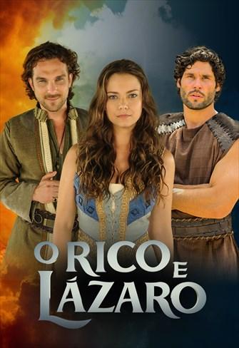 Novela - O Rico e Lázaro