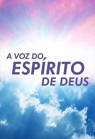 A voz do Espírito de Deus