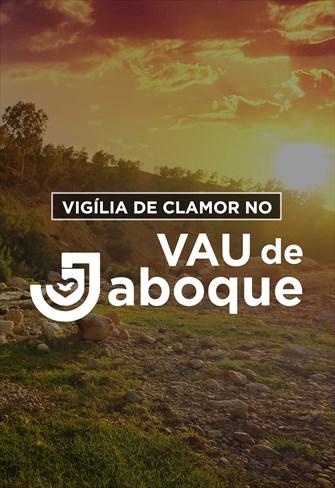 Vigília de clamor no Vau de Jaboque - 2017