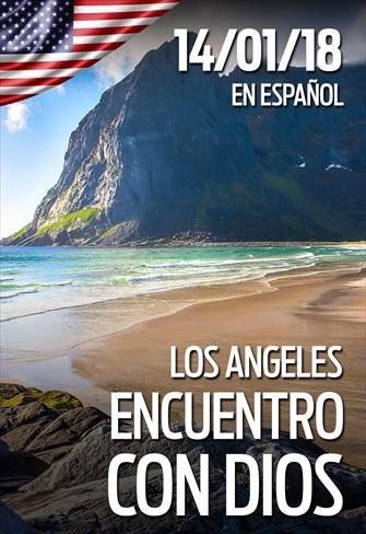 Encuentro con Dios - 14/01/18 - Los Angeles