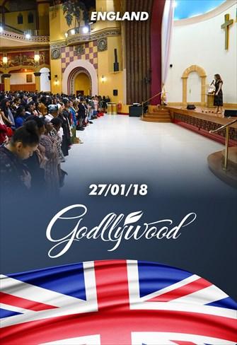 Godllywood - 27/01/18 - England