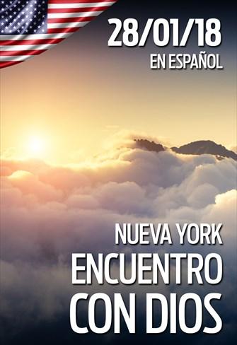 Encuentro con Dios - 28/01/18 - New York