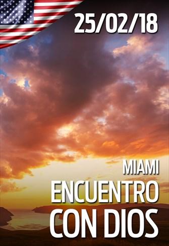 Encuentro con Dios - 25/02/2018 - Miami