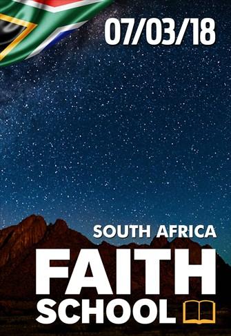 Faith School - 07/03/18 - South Africa