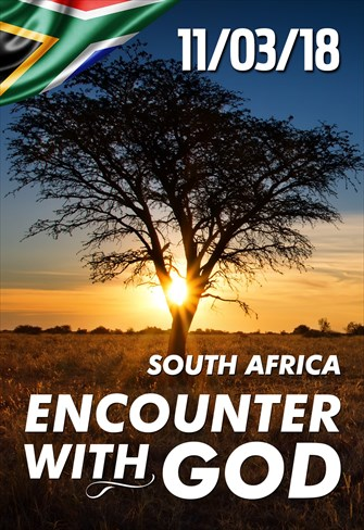 Encounter with God - 11/03/2018 - South Africa