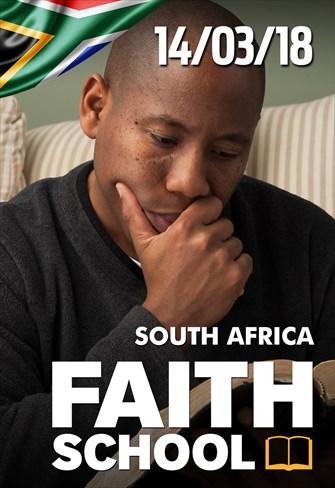 Faith School - South Africa - 14/03/18