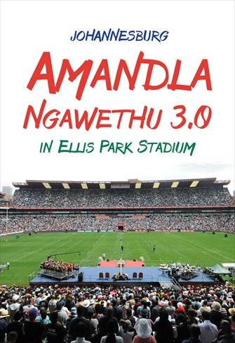 Amandla Ngawethu 3.0 - 30/03/2018 - South Africa