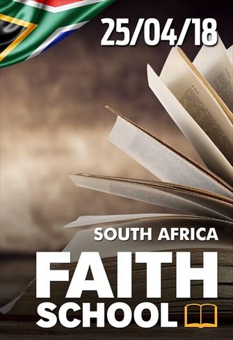 Faith School - 25/04/18 - South Africa