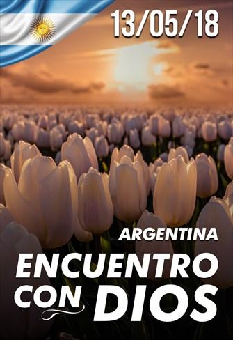 Encuentro con Dios 13/05/18 - Argentina