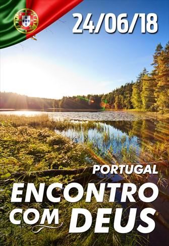 Encontro com Deus - Portugal - 24/06/18