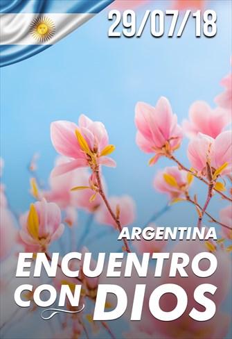 Encuentro con Dios - 29/07/18 - Argentina