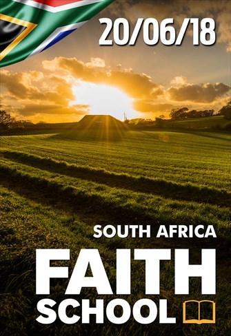 Faith School - 20/06/18 - South Africa