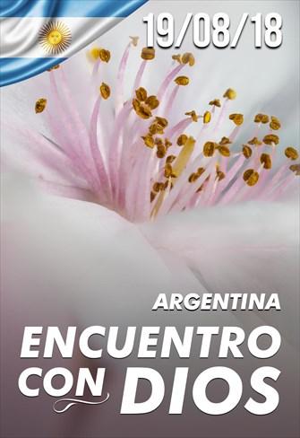 Encuentro con Dios - 19/08/18 - Argentina