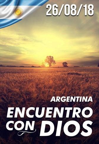 Encuentro con Dios - 26/08/18 - Argentina