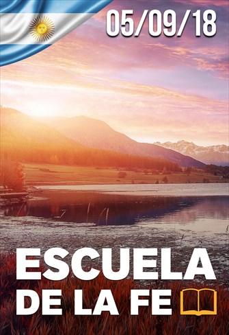 Escuela de la fé - 05/09/18 - Argentina