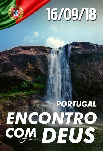 Encontro com Deus - 16/09/18 - Portugal