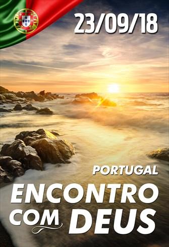 Encontro com Deus - 23/09/18 - Portugal