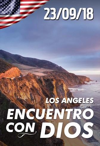 Encuentro con Dios - 23/09/18 - Los Angeles