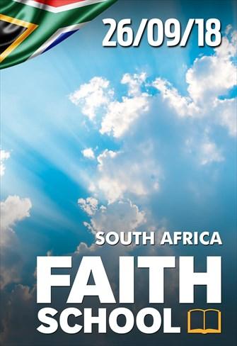 Faith School - 26/09/18 - South Africa