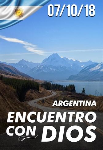 Encuentro con Dios - 07/10/18 - Argentina