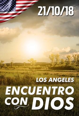 Encuentro con Dios - 21/10/18 - Los Angeles