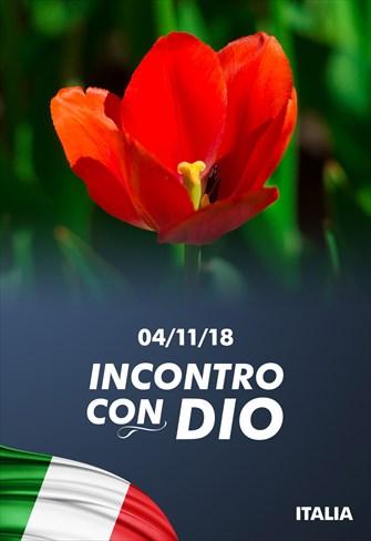 Incontro con Dio - 04/11/18 - Italia