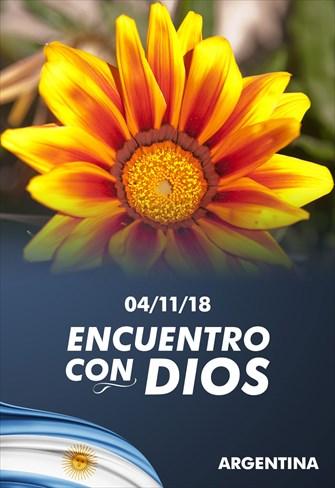 Encuentro con Dios - 04/11/18 - Argentina