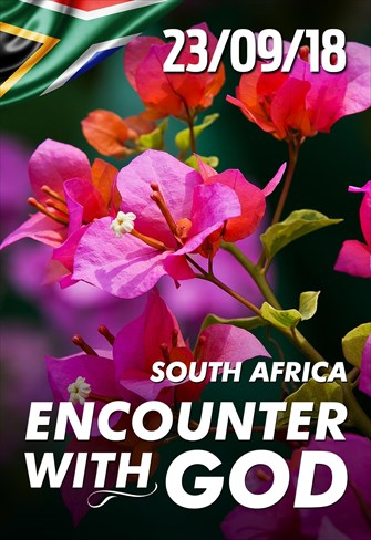 Encounter with God - 23/09/18 - South Africa