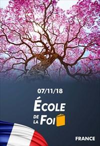 École de la foi - 07/11/18 - France - Bispo Macedo