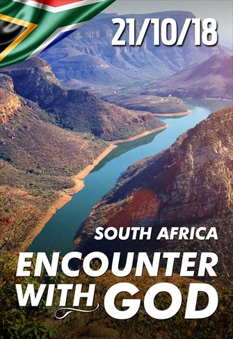 Encounter with God - 21/10/18 - South Africa