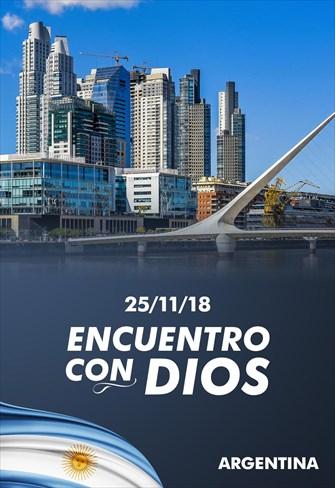 Encuentro con dios - 25/11/18 - Argentina