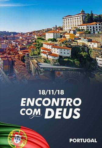 Encontro com Deus - 18/11/18 - Portugal