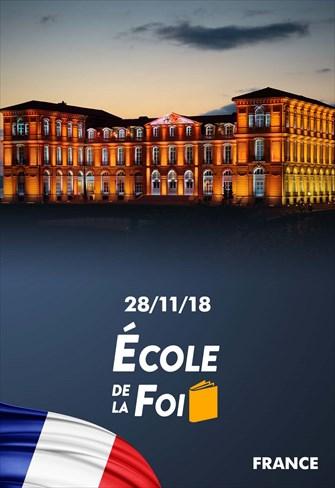 École de la foi - 28/11/18 - France