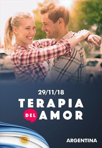 Terapia del Amor - 29/11/18 - Argentina