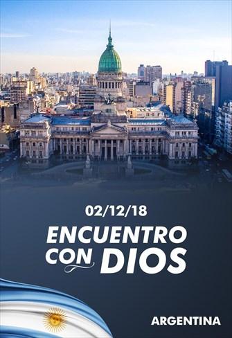Encuentro con Dios - 02/12/18 - Argentina