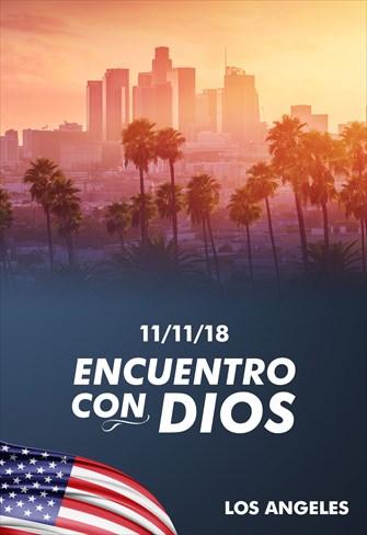 Encuentro con Dios - 11/11/18 - Los Angeles
