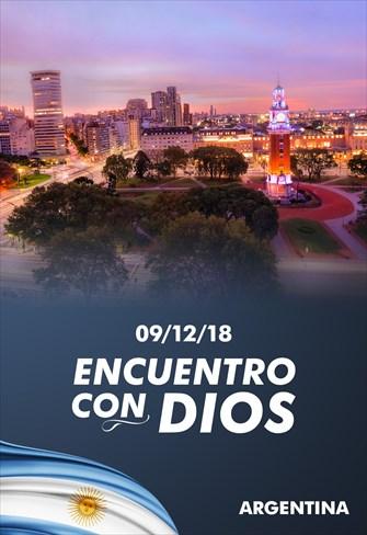 Encuentro con Dios - 09/12/18 - Argentina