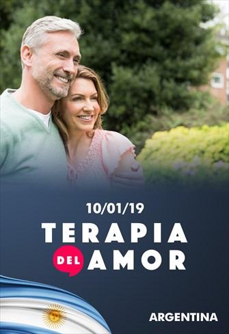 Terapia del amor - 10/01/19 - Argentina