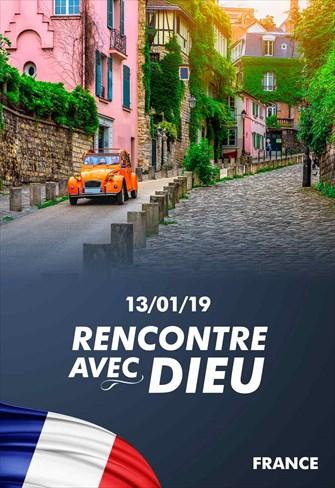 Rencontre avec Dieu - 13/01/19 - France