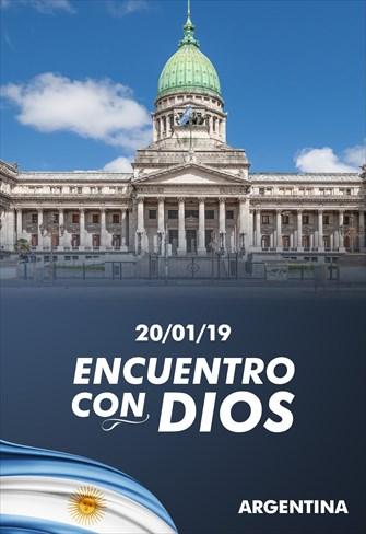 Encuentro con Dios - 20/01/19 - Argentina