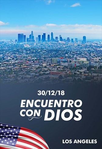 Encuentro con Dios - 30/12/18 - Los Angeles