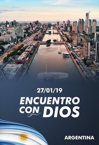 Encuentro con Dios 27/01/19 -Argentina