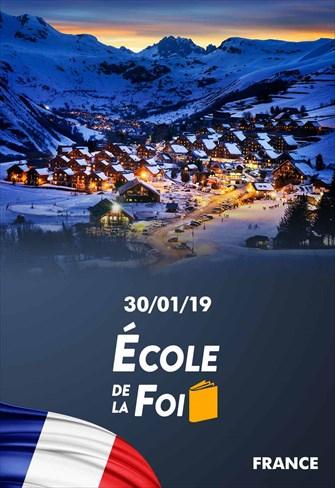 École de la foi - 30/01/19 - France