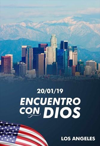 Encuentro con Dios - 20/01/19 - Los Angeles