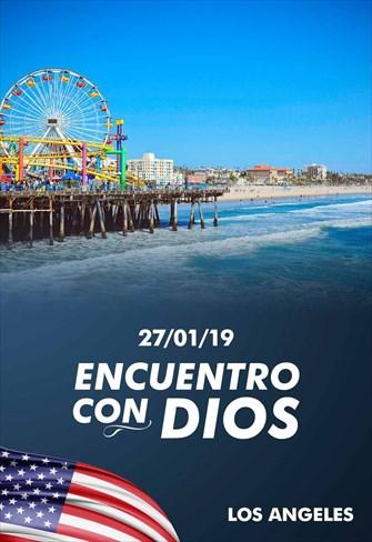 Encuentro con Dios - 27/01/19 - Los Angeles